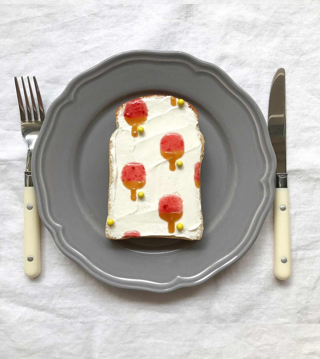 Trend aus Japan: Gemusterte Toastscheiben Eiko-Mori-Toast-art-foodporn_12