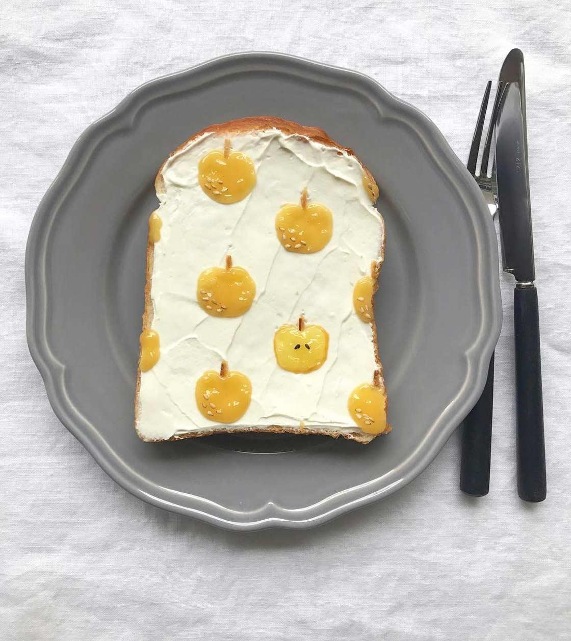 Trend aus Japan: Gemusterte Toastscheiben Eiko-Mori-Toast-art-foodporn_13