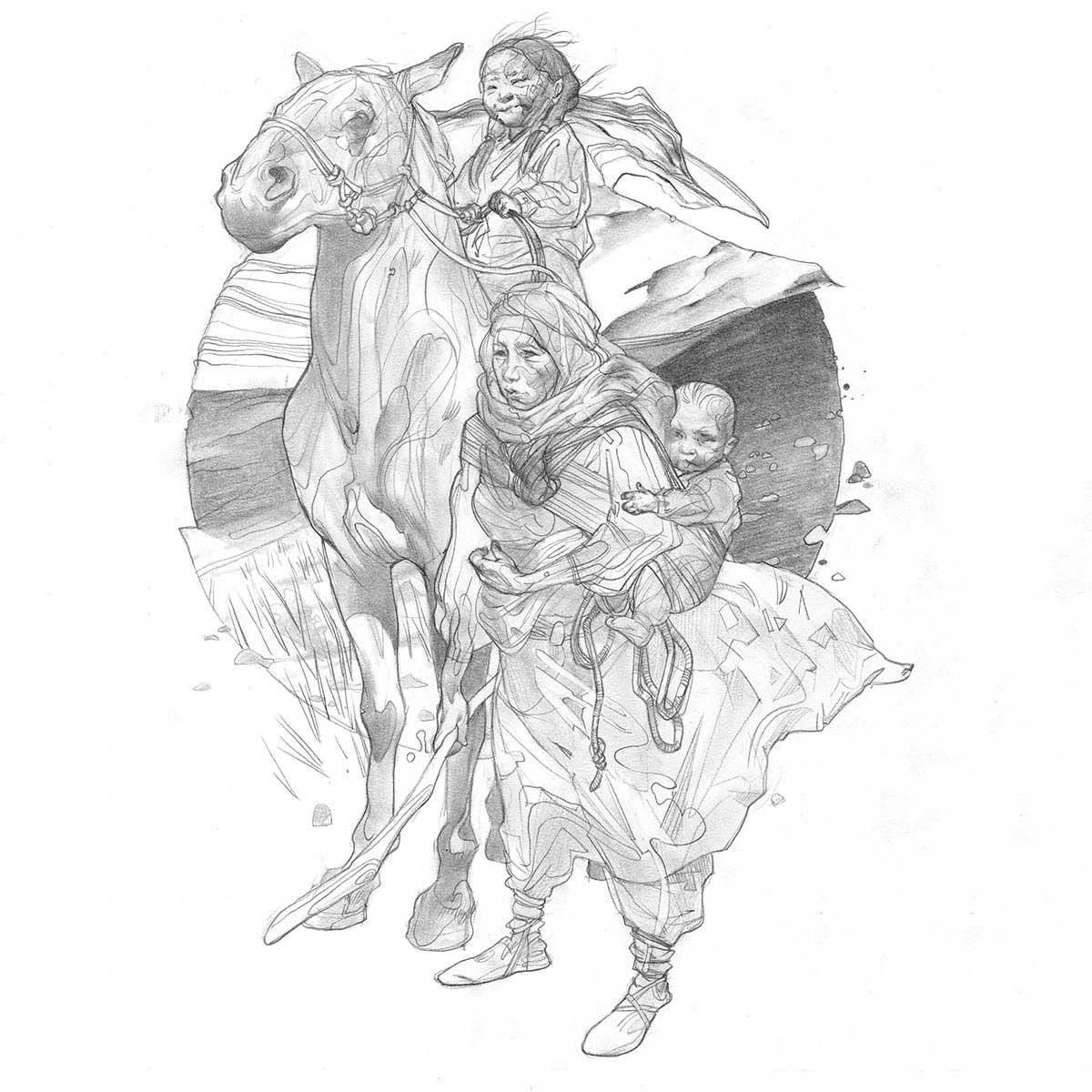 Zeichnungen: Eliza Ivanova Eliza-Ivanova_06