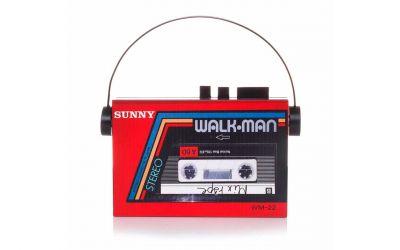 Walkman-Handtaschen
