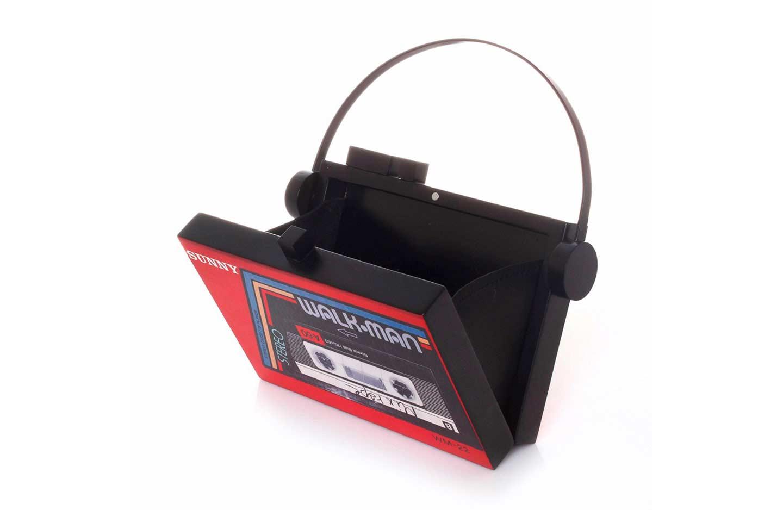 Walkman-Handtaschen Walkman-Tasche_02