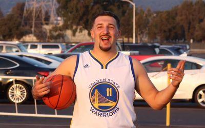 Als Spieler verkleidet in ein NBA-Spiel schmuggeln