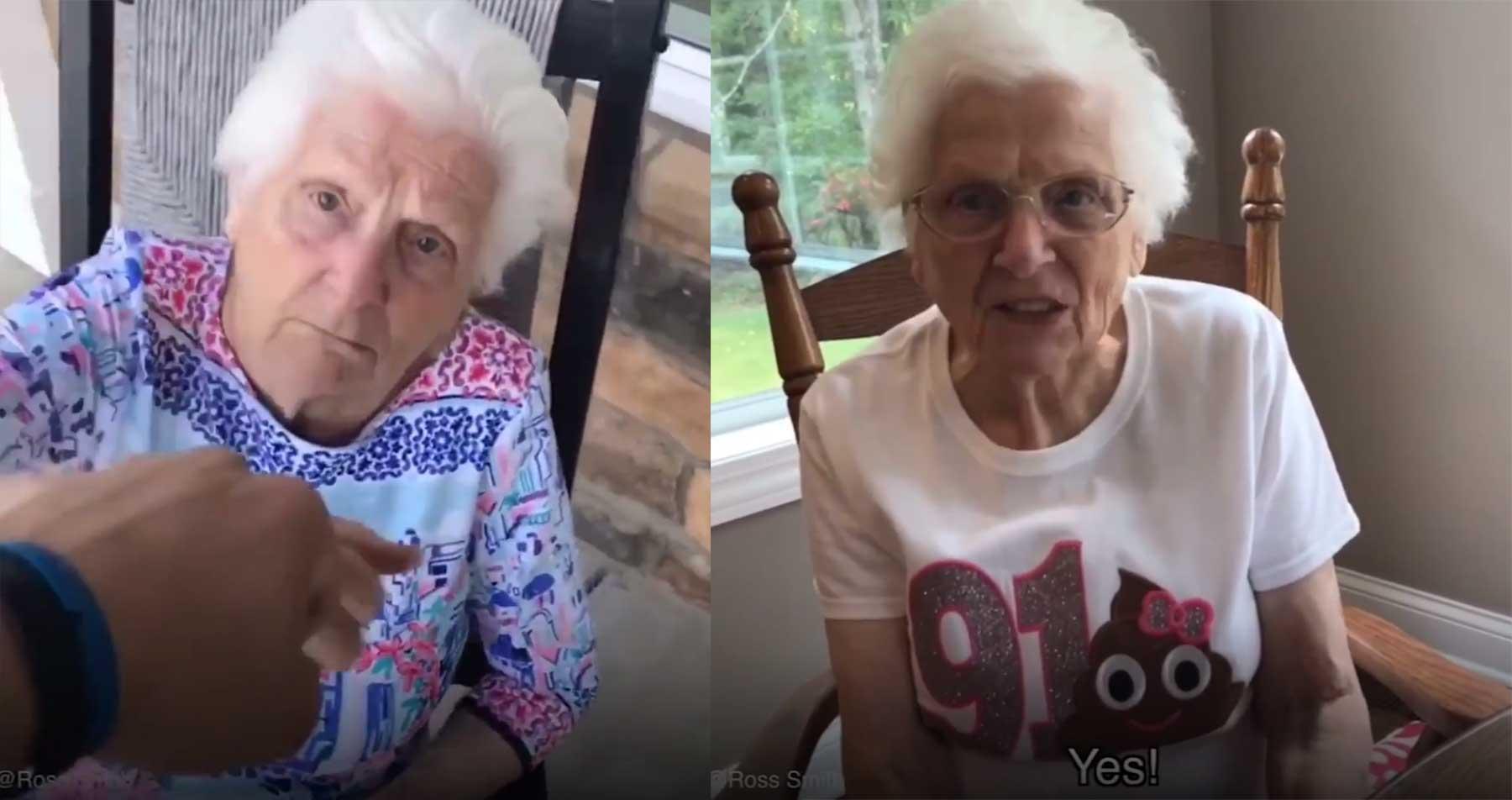 Die coolste Oma der Welt coole-oma