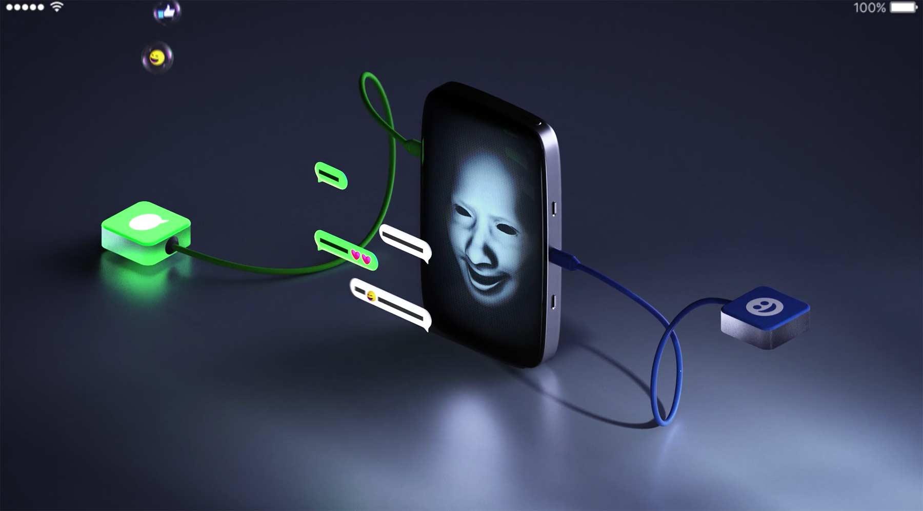 Wenn unser Gehirn ein Smartphone wäre