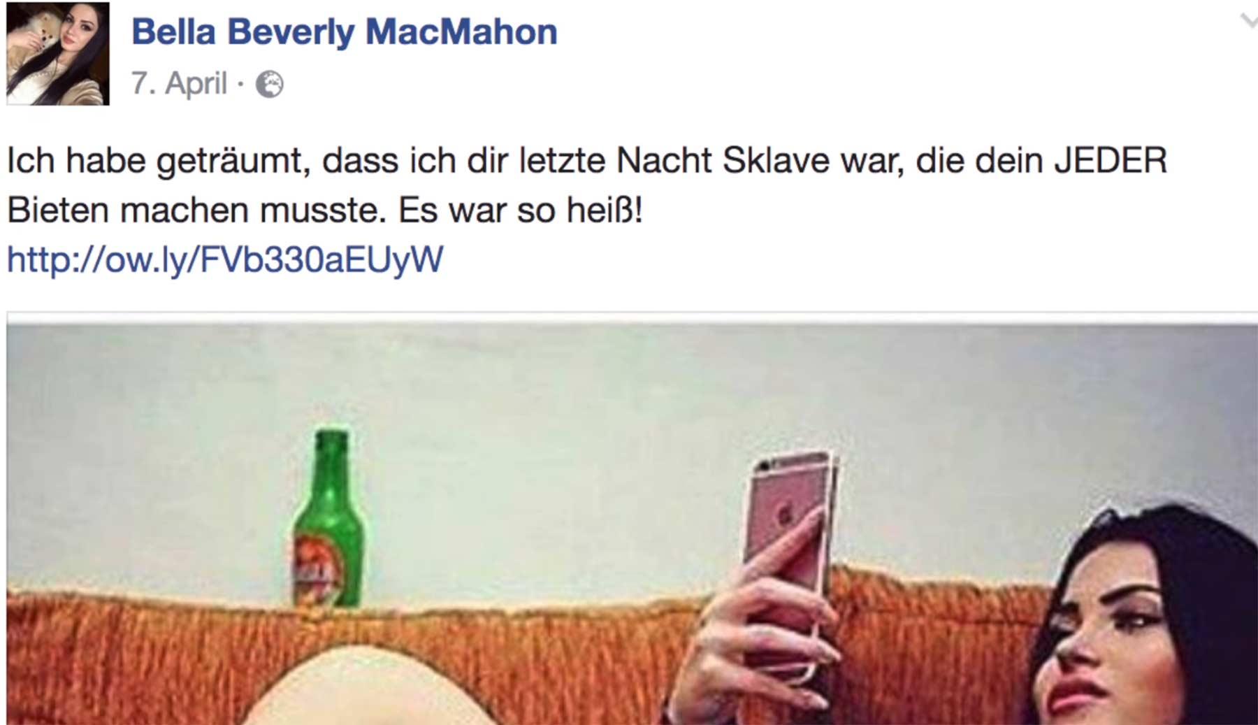 Facebook-Fakeprofile singen uns ein Liebeslied