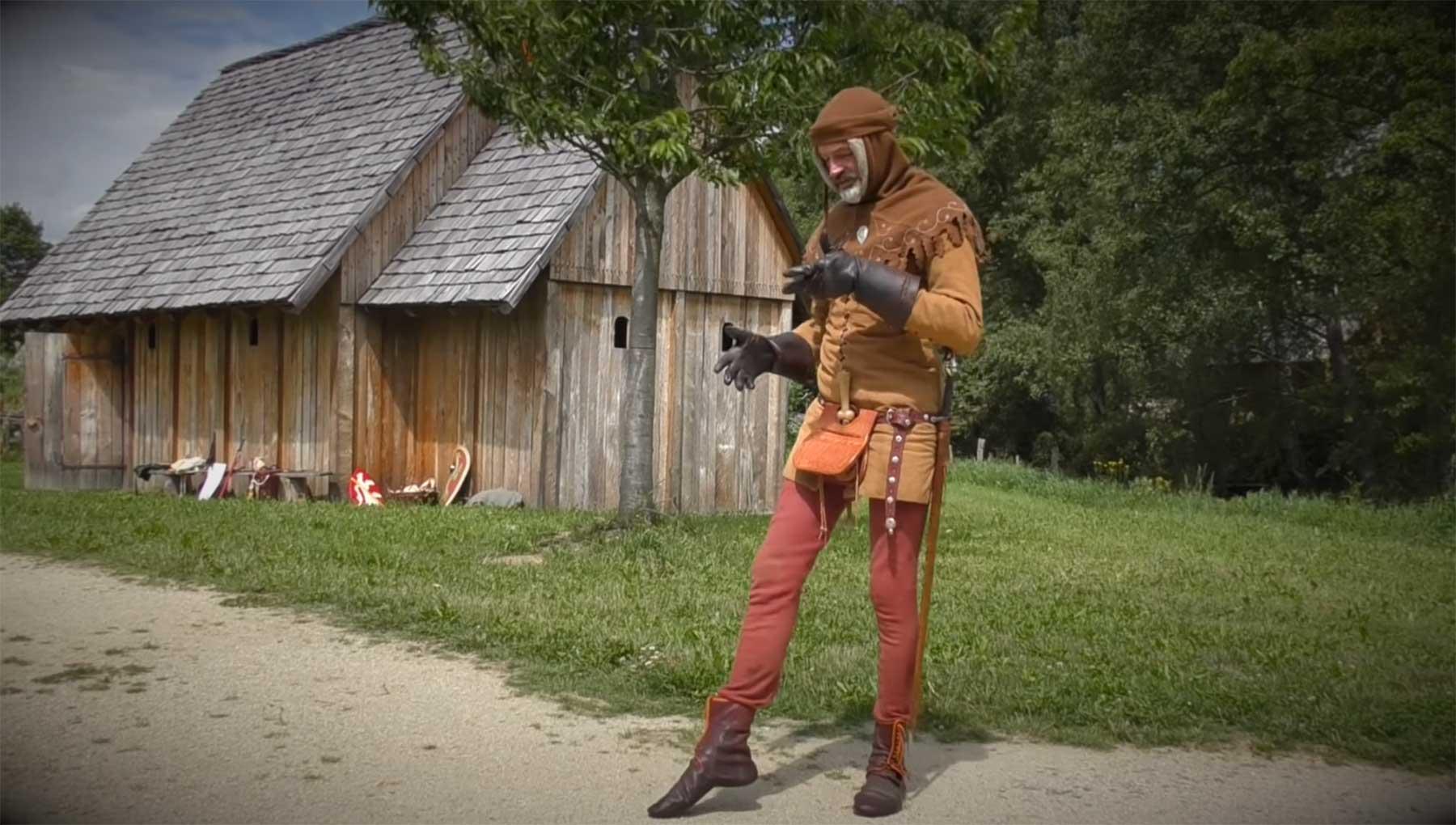 Im Mittelalter ist man ganz anders gegangen als heute