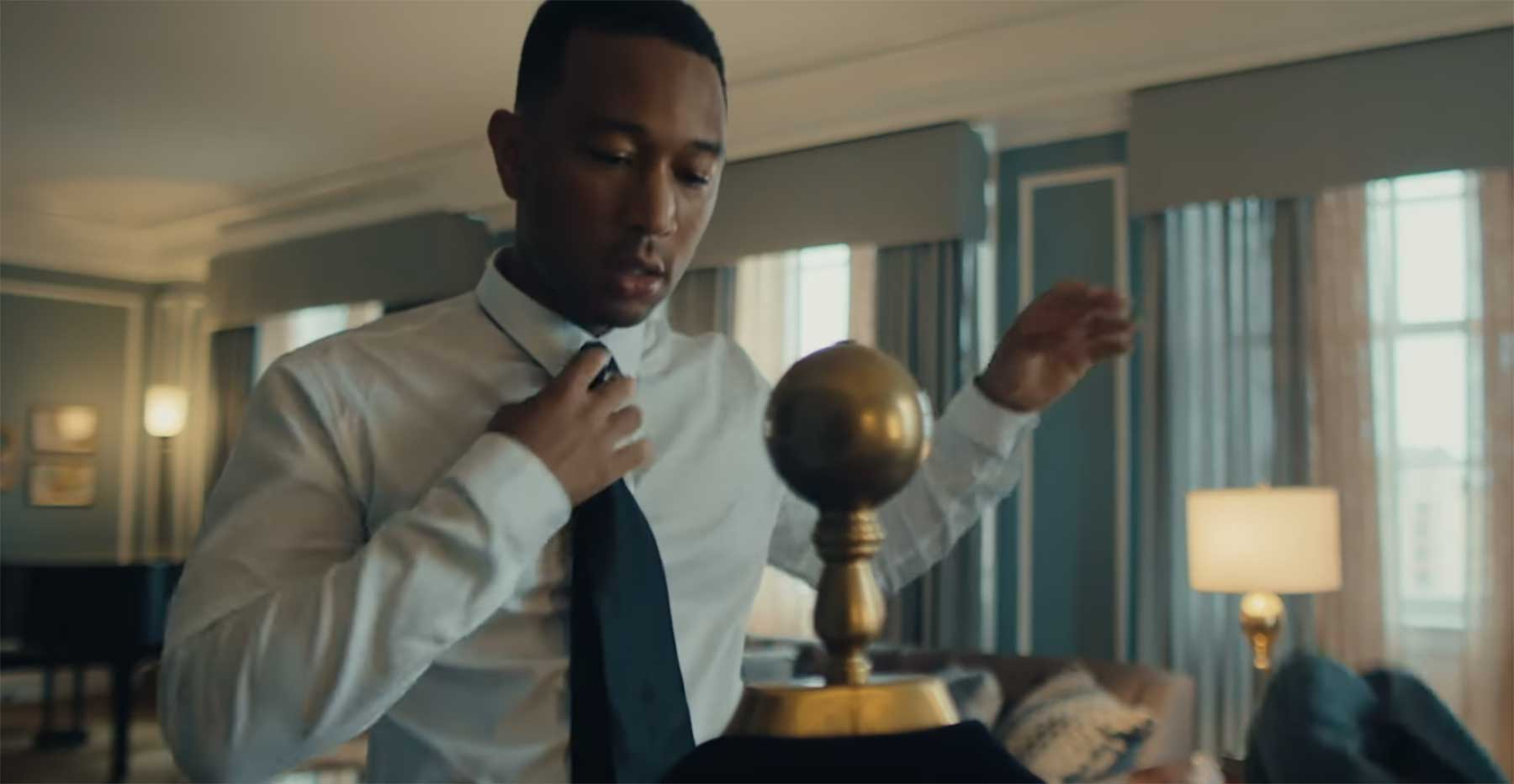 John Legend ft. Chance the Rapper – Penthouse Floor