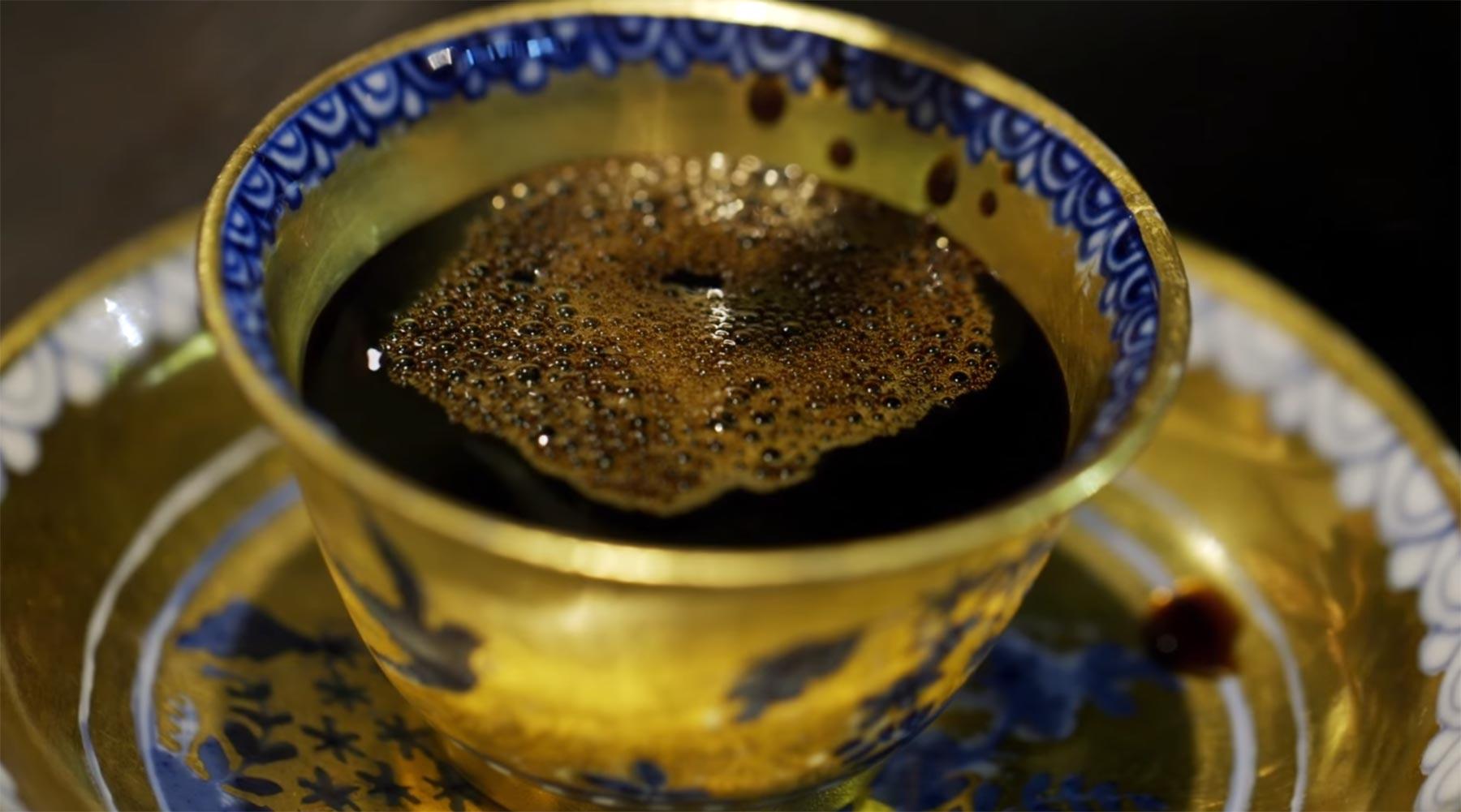 1$-Kaffee vs. 914$-Kaffee