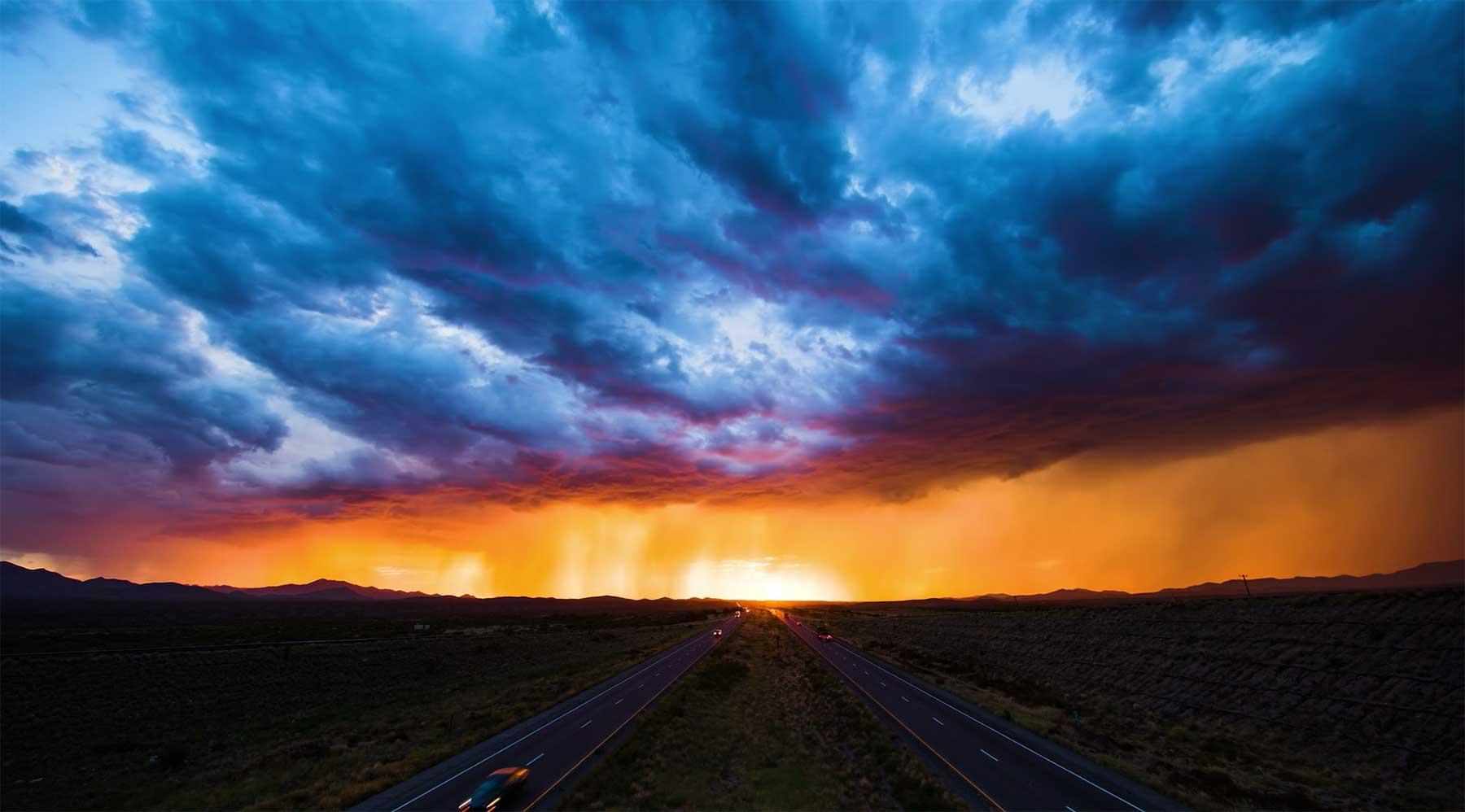 Schöner Stürmen: Monsoon IV