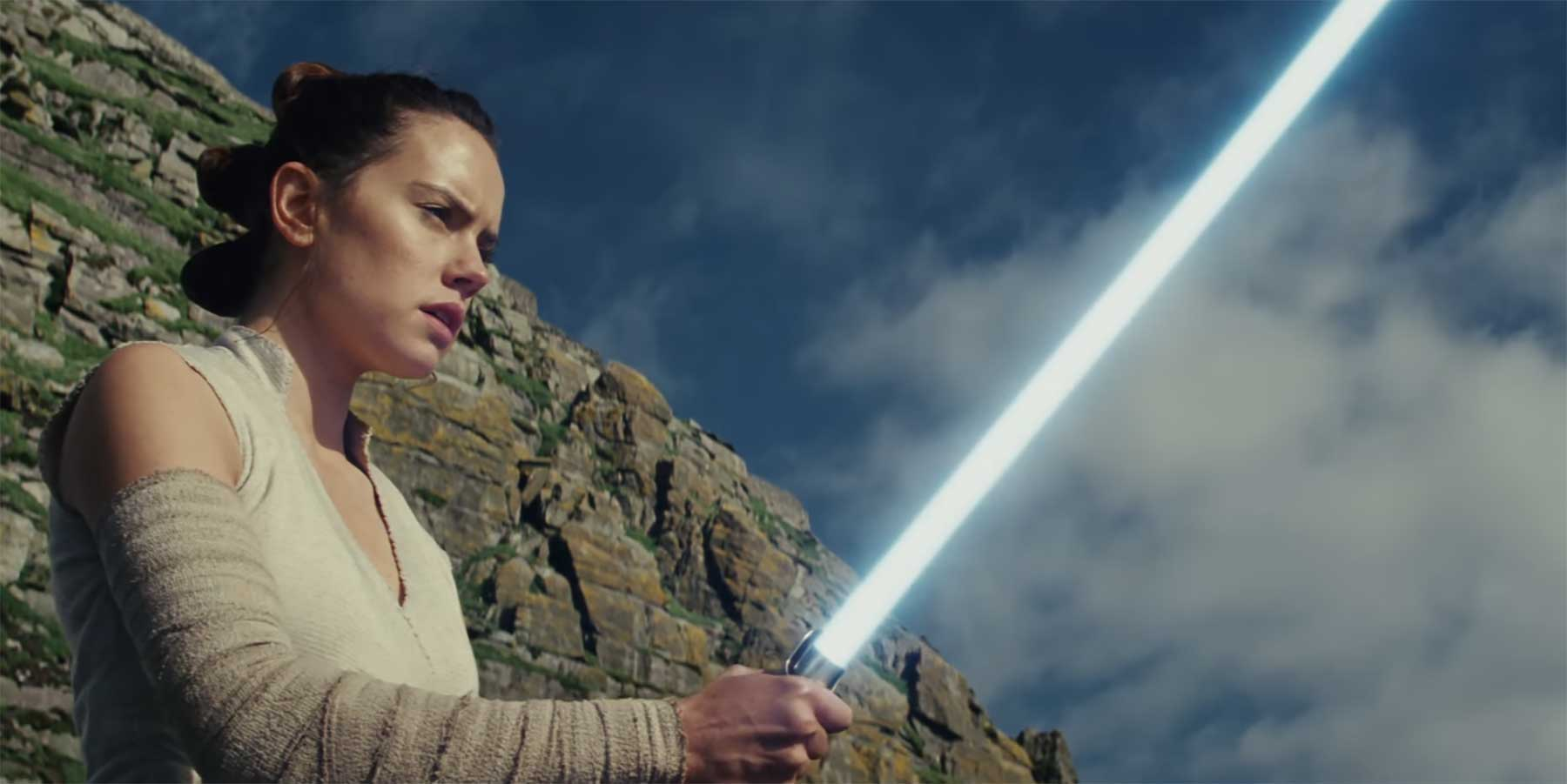 "Neuer Trailer zu ""Star Wars: The Last Jedi"""