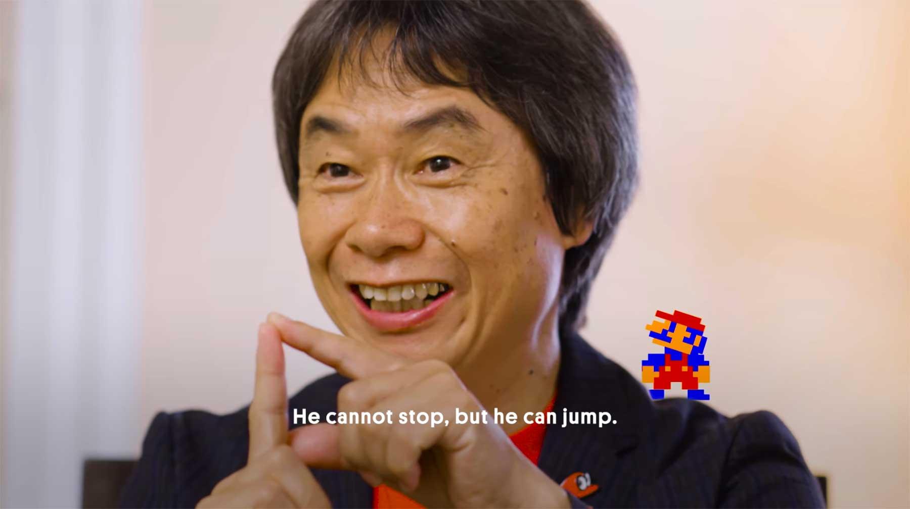 So bekam Super Mario seinen Schnäuzer und Namen