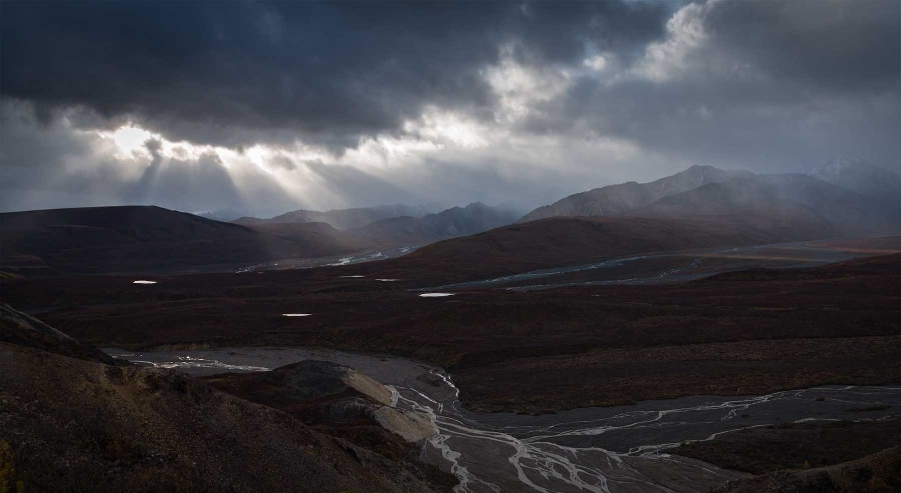 Timelapse: Denali Nationalpark