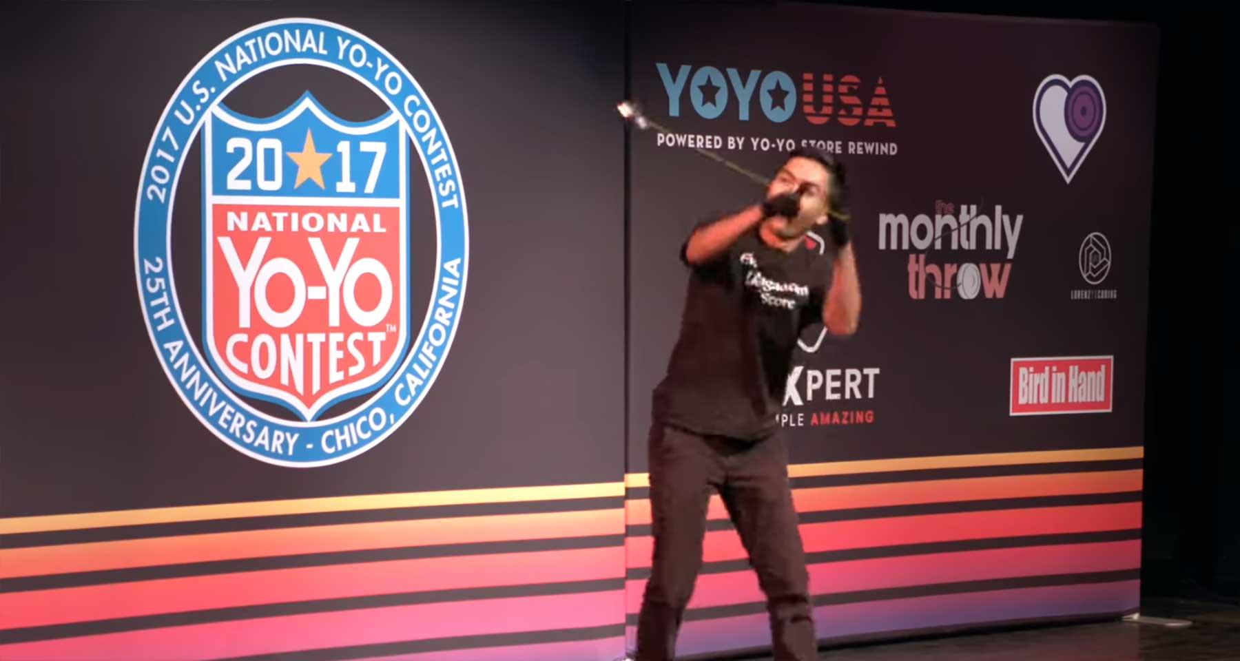 Evan Nagao ist Jo-Jo-Meister 2017 in den USA us-jo-jo-meister-2017