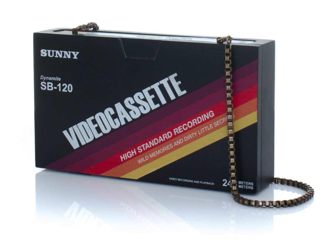Walkman-Handtaschen videokassette-handTasche_06