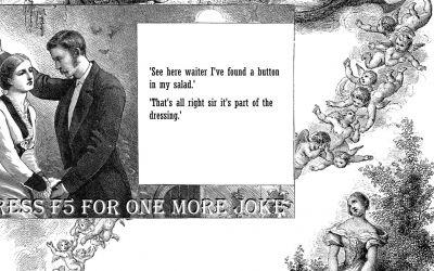Witze aus dem viktorianischen Zeitalter