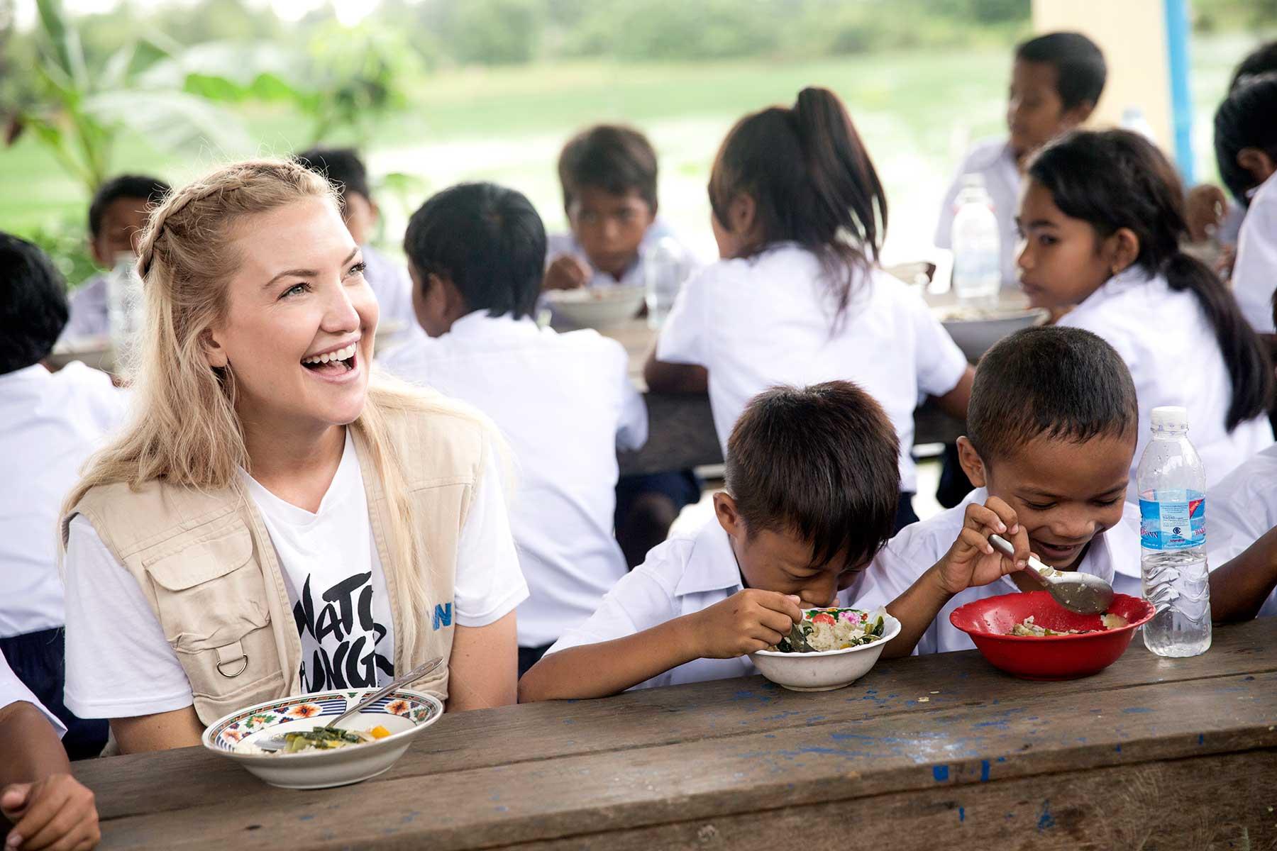 Watch Hunger Stop: Kate Hudson und Michael Kors gegen den Welthunger