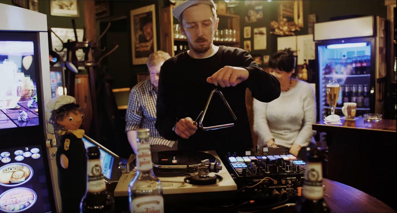 Audio88 & Yassin – Über Liebe 2017 (Livesession)
