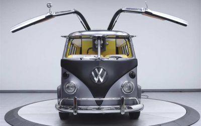 Dieser coole VW T1-Bulli fährt zurück in die Zukunft