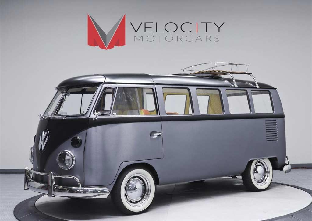 Dieser coole VW T1-Bulli fährt zurück in die Zukunft Back-To-The-Future-VW-T1-Bulli_03