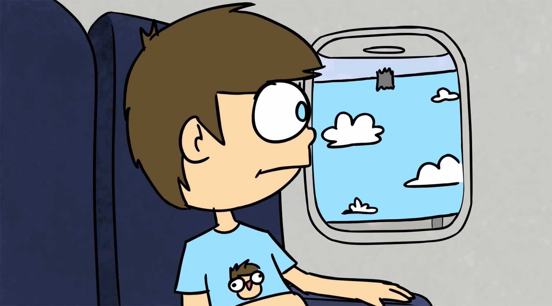 Wieso man nicht mit Spirit Airlines fliegen sollte Brent-Pella-Spirit-Airways