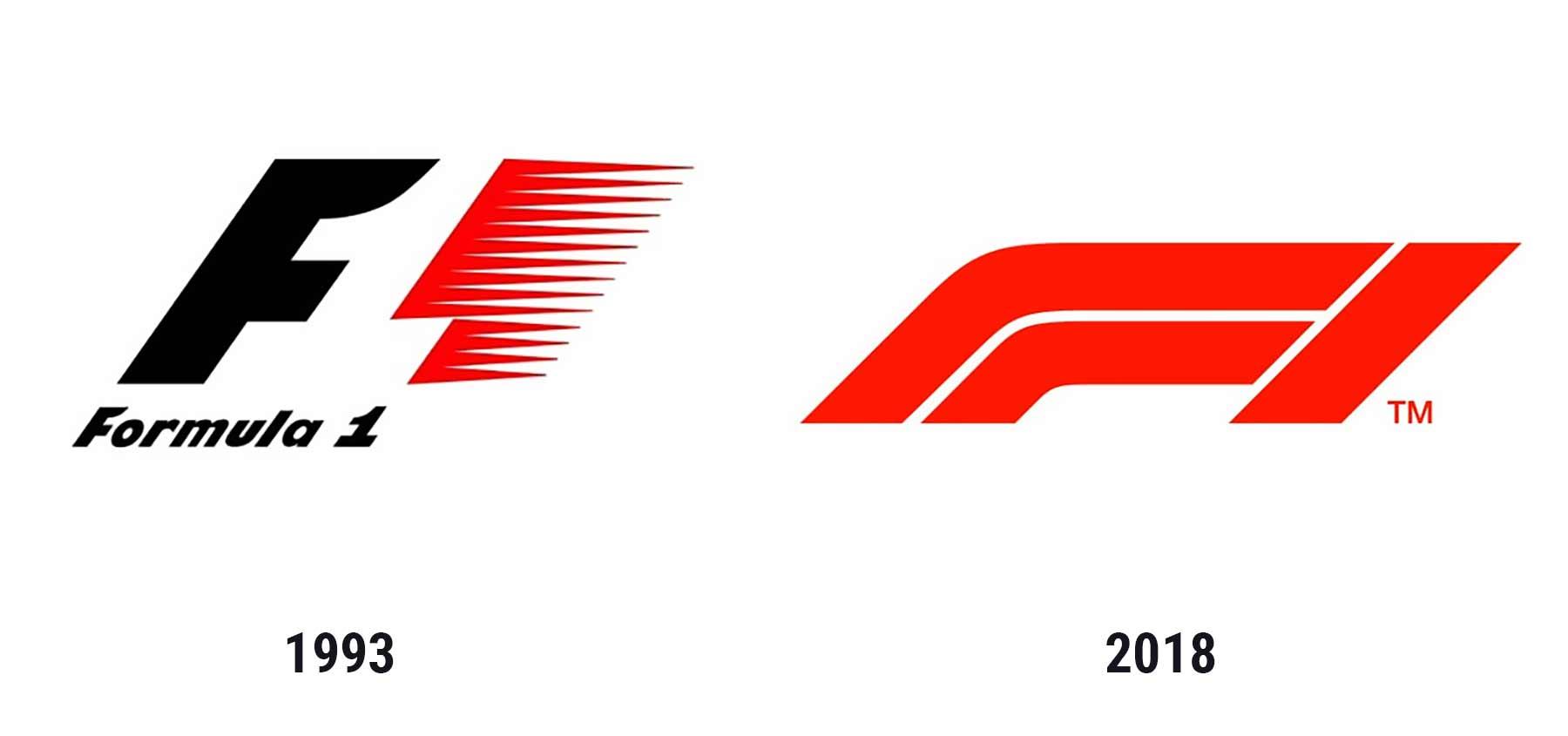 Das neue Formel 1-Logo spaltet die Gemüter Formel-1-Logo-2018_02