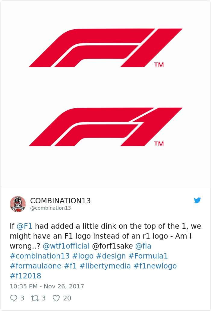 Das neue Formel 1-Logo spaltet die Gemüter Formel-1-Logo-2018_06