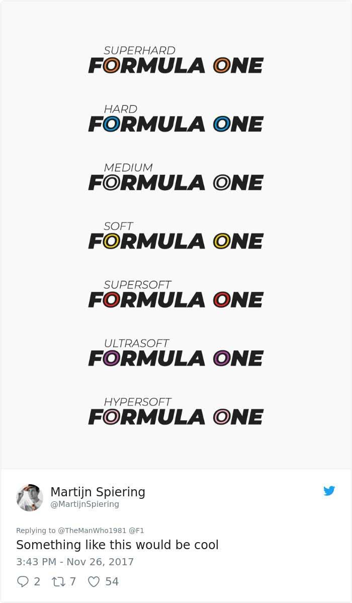 Das neue Formel 1-Logo spaltet die Gemüter Formel-1-Logo-2018_08