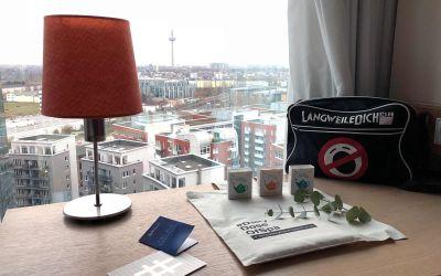 Ich war auf dem entspanntesten Blogger-Event – und einer Luxus-Toilette
