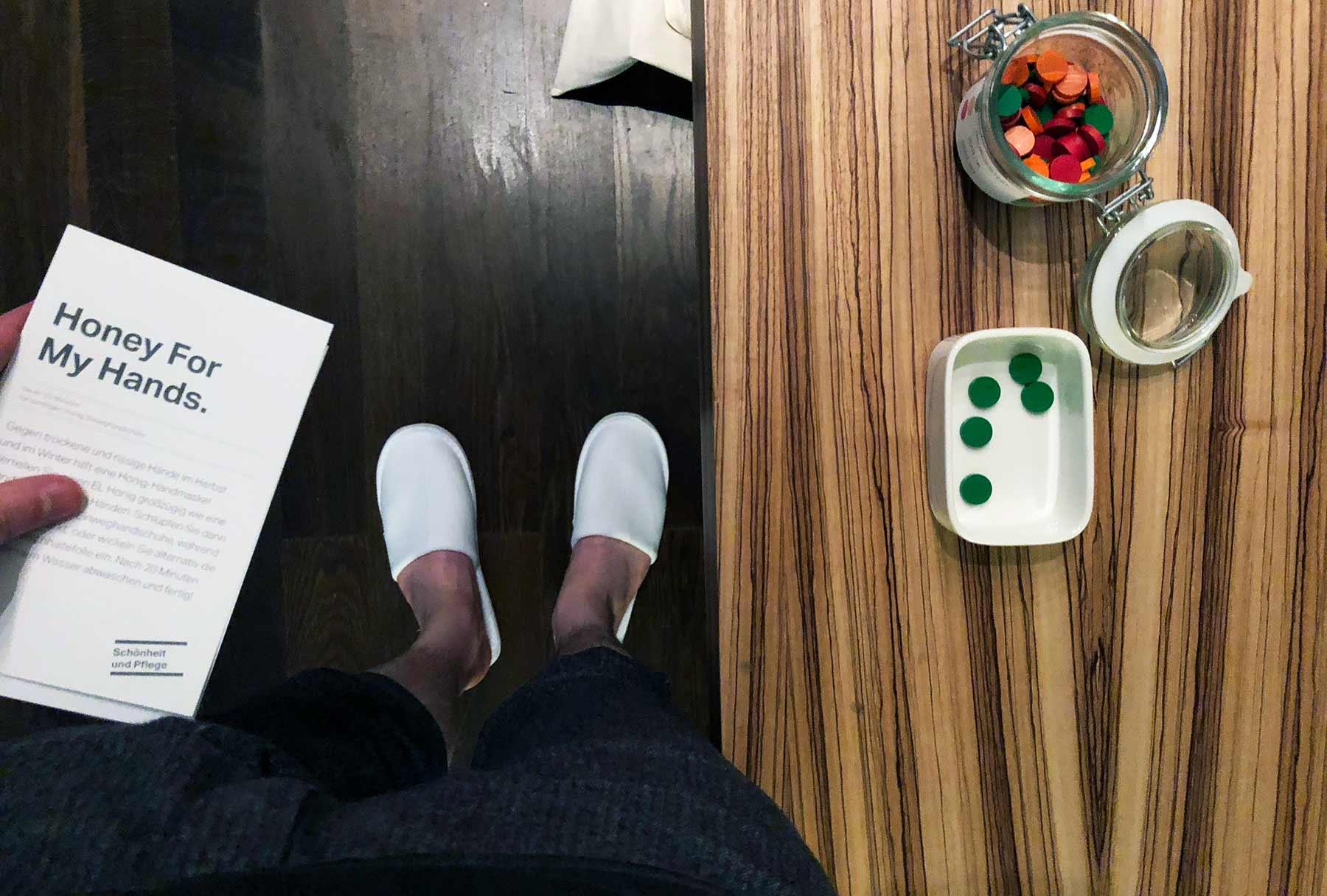 Ich war auf dem entspanntesten Blogger-Event - und einer Luxus-Toilette Geberit_Dailydoseofspa_04