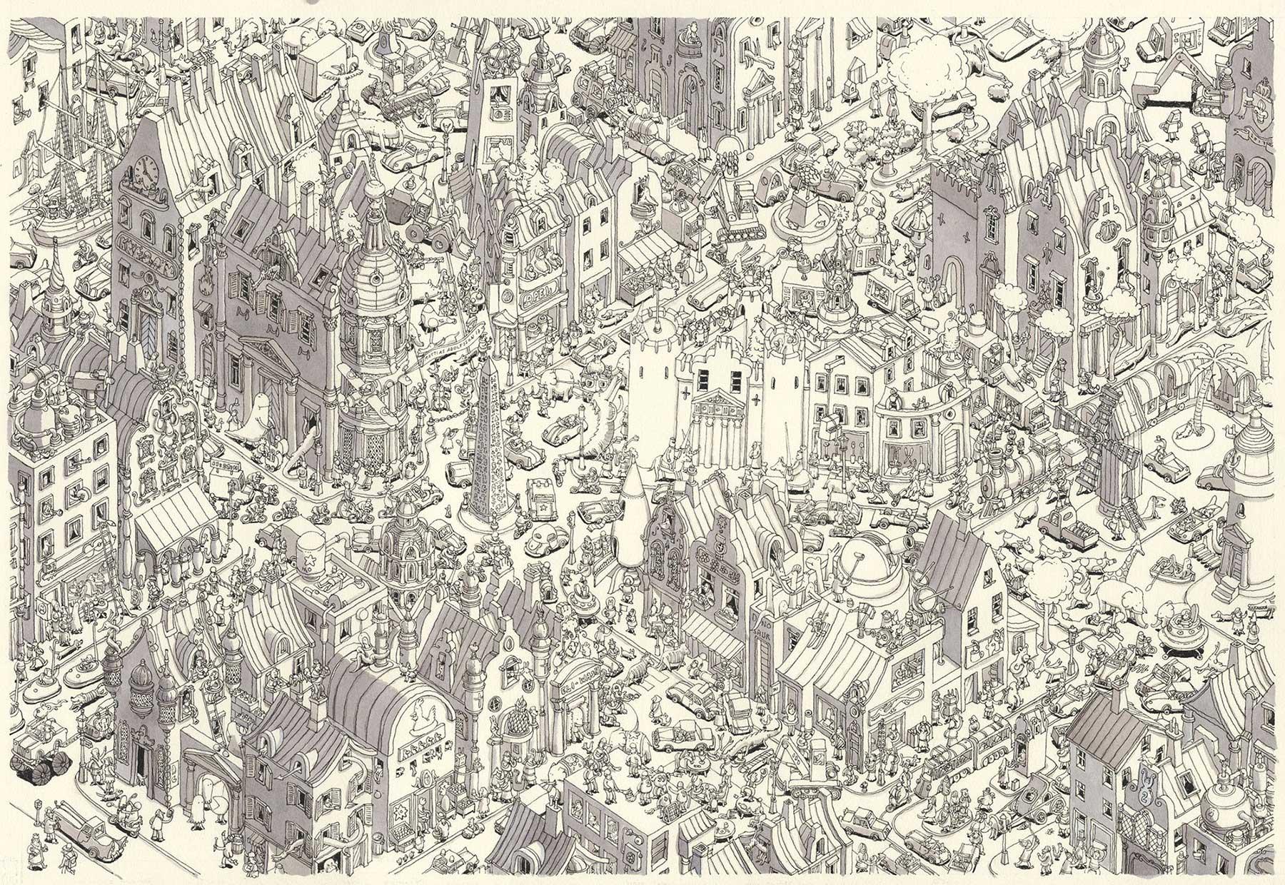 Noch mehr Notizbuchzeichnungen von Mattias Adolfsson Mattias-Adolfsson-Zeichnungen_02