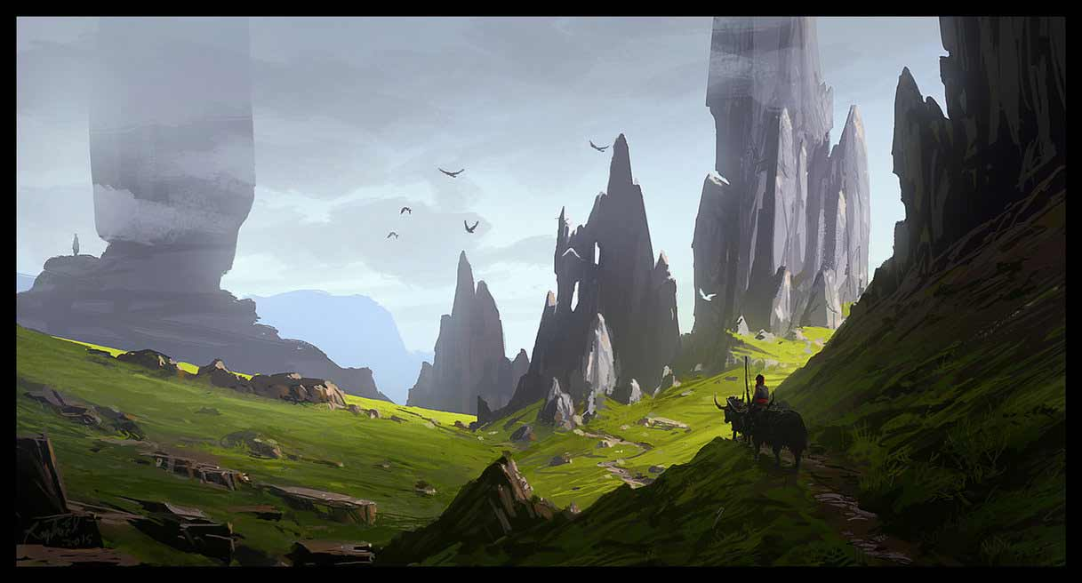 Digital Paintings: Raphael Lacoste Raphael-Lacoste_07