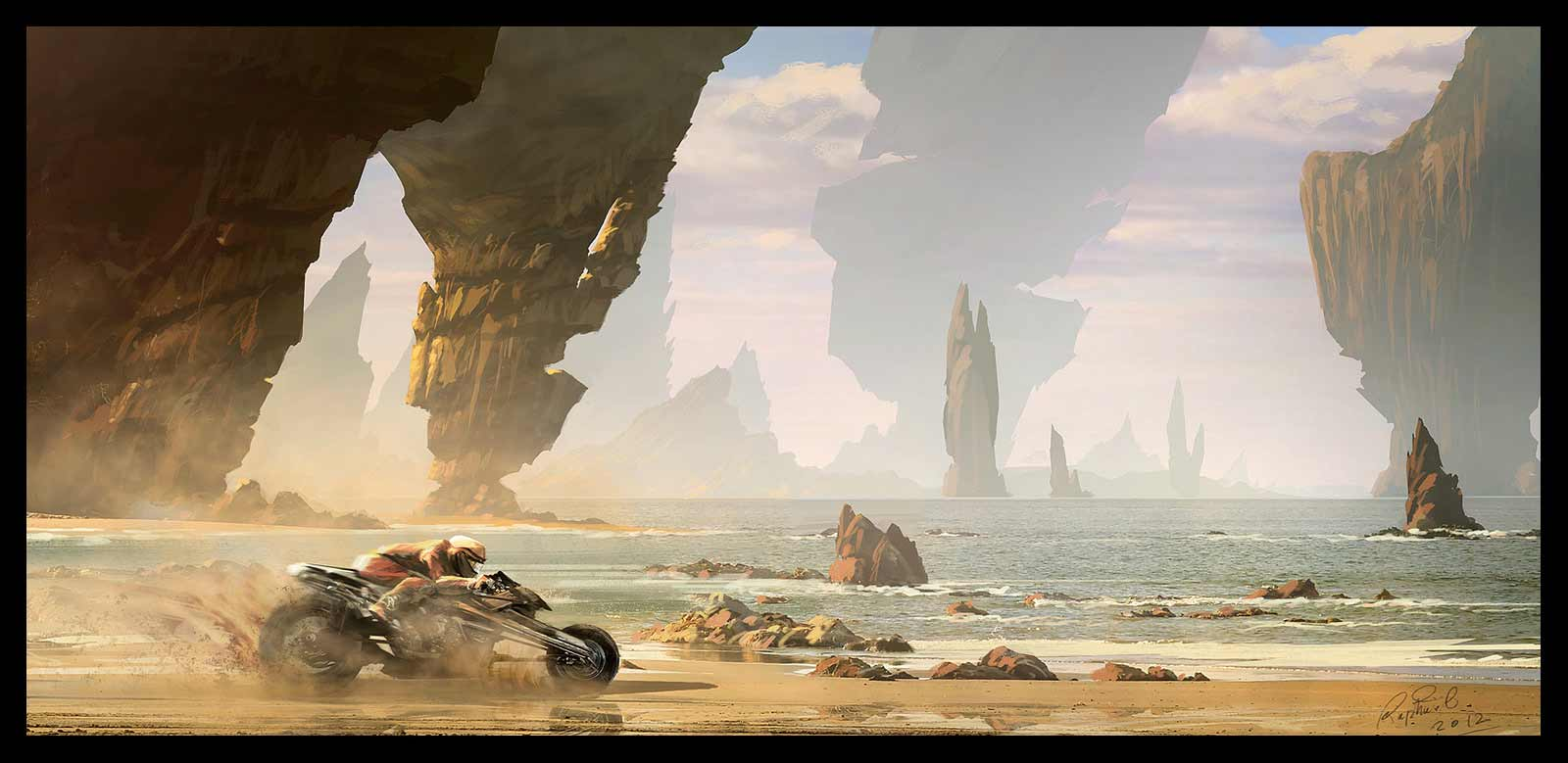 Digital Paintings: Raphael Lacoste Raphael-Lacoste_10