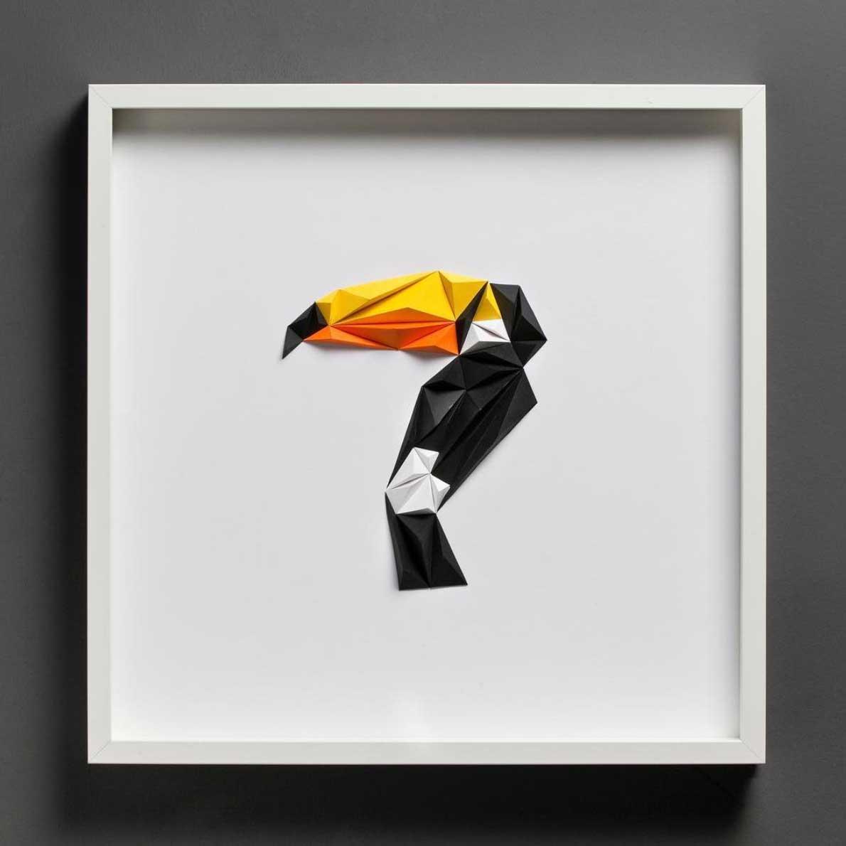 Polygone Papier-Vögel Tayfun-Tinmaz_papiervoegel_08