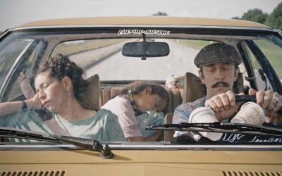 Verkehrserziehung mit Cäptn Clepto und einem 70er Opel Rekord