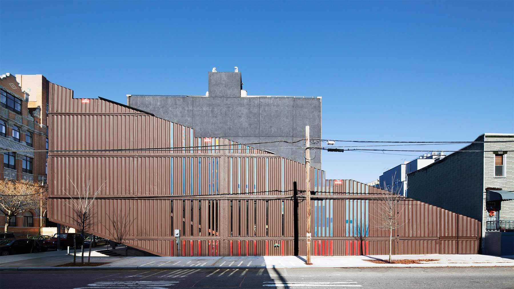 Haus aus 21 verschnittenen Containern carroll-house-21-Container_02