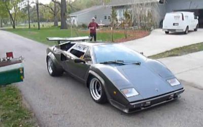 In 17 Jahren einen eigenen Lamborghini gebaut