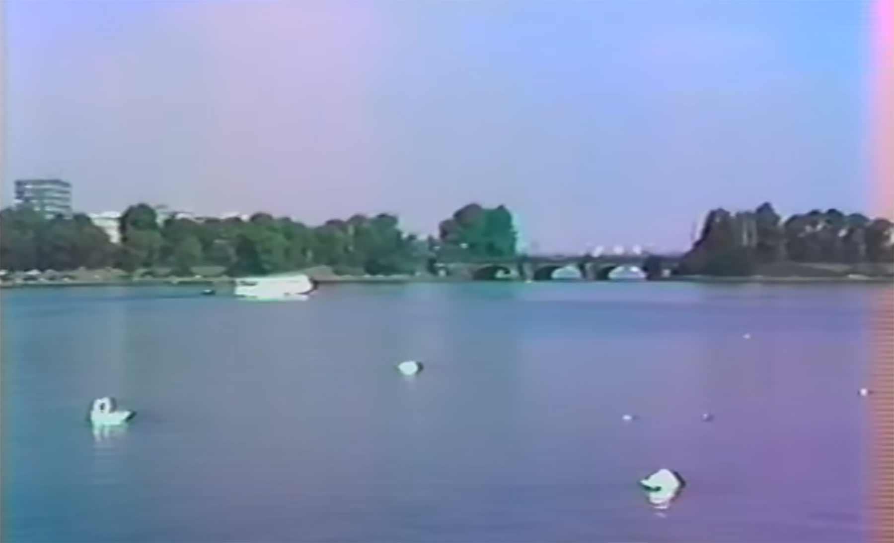 Stadtrundfahrt durch das 1982er Hamburg