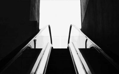 Schwarz-Weiß-Hommage an New York City