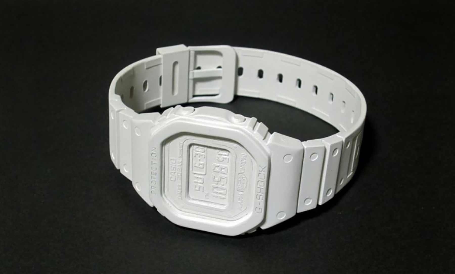 Uhren aus Papier