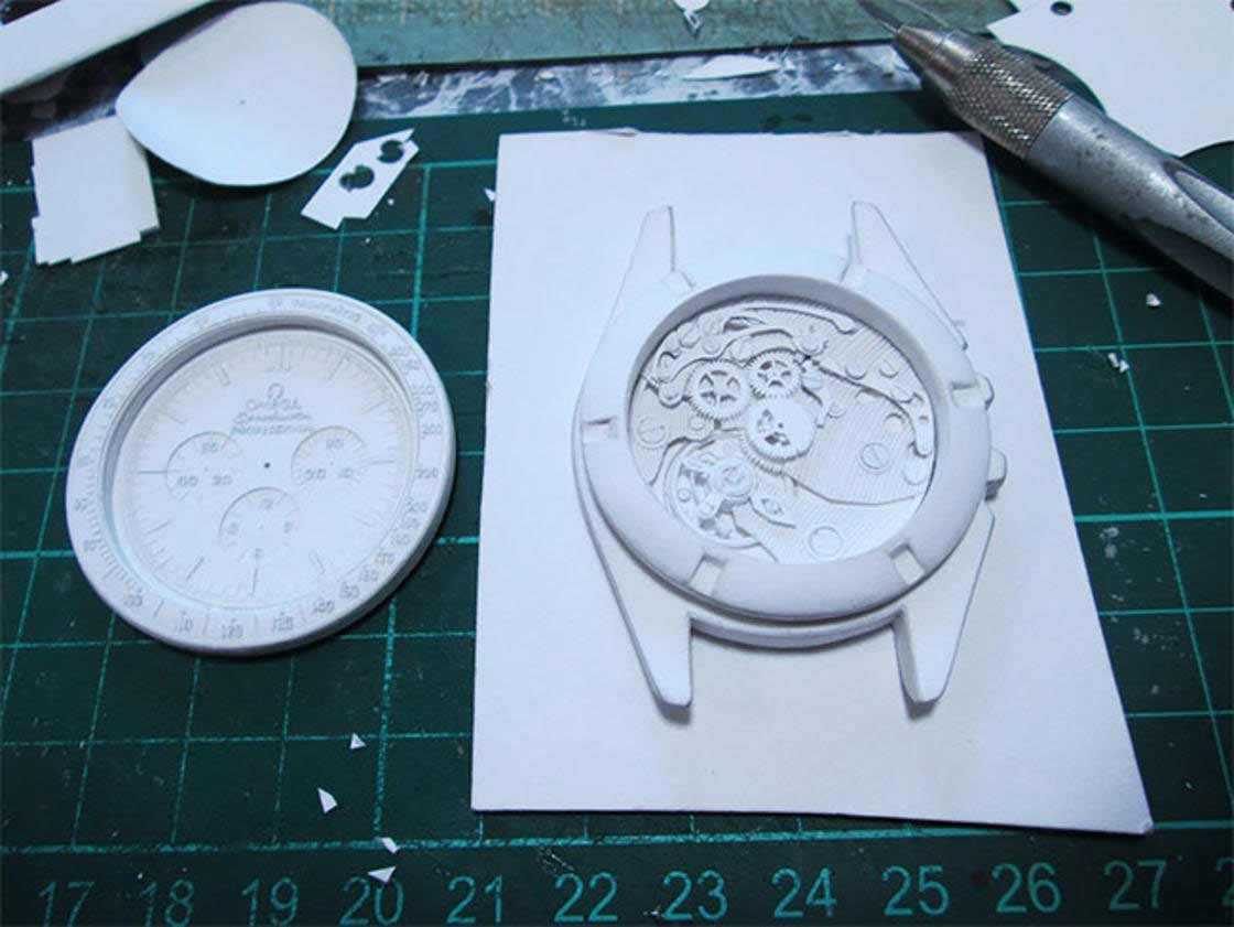 Uhren aus Papier papieruhren_07