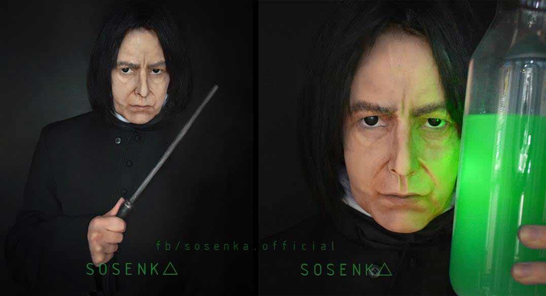 Cosplayerin Justyna Sosnowska kann sich in alles und jeden verwandeln sosenka-cosplay_03
