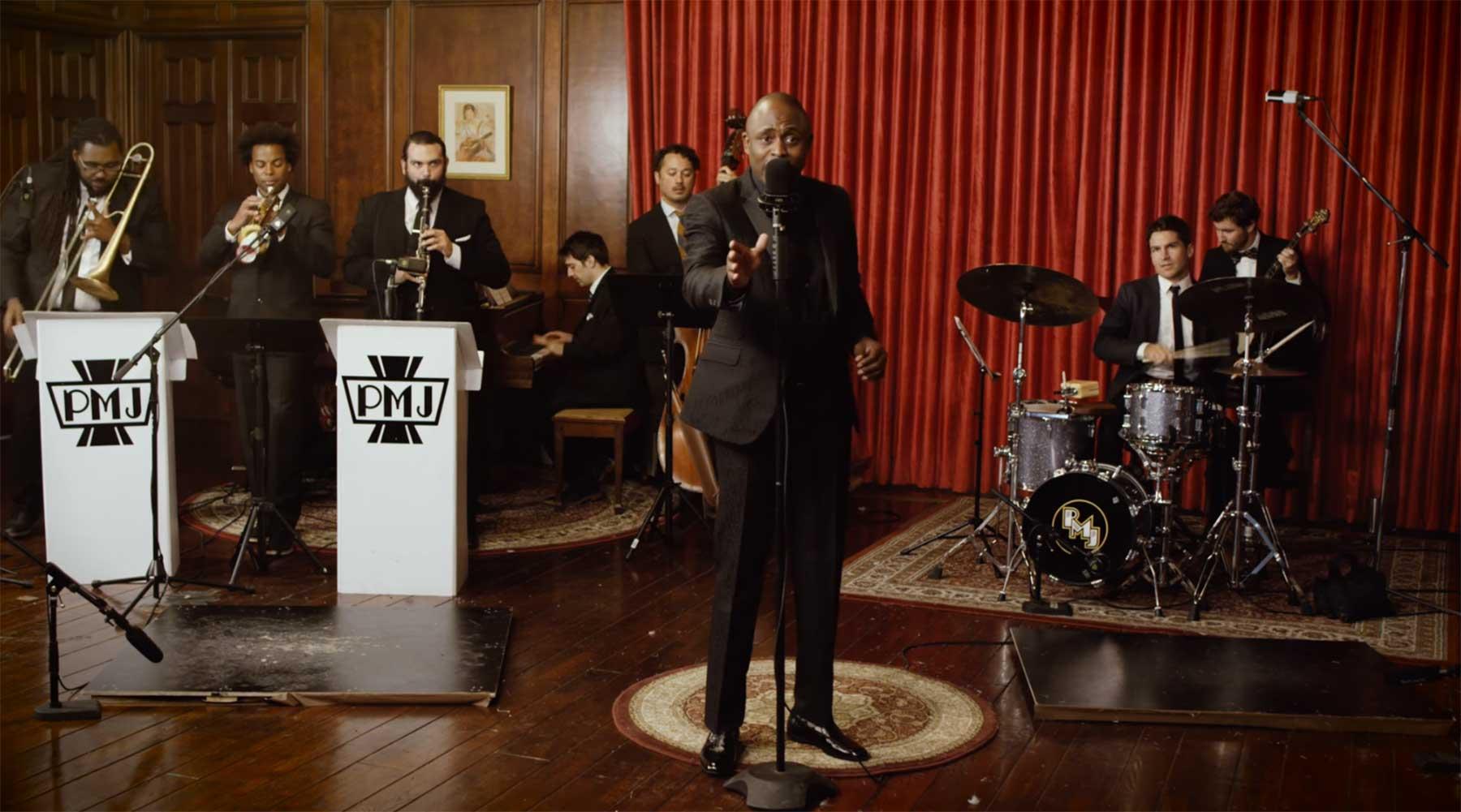 Thriller als 30er Jahre Jazz-Cover thriller-jazz-cover