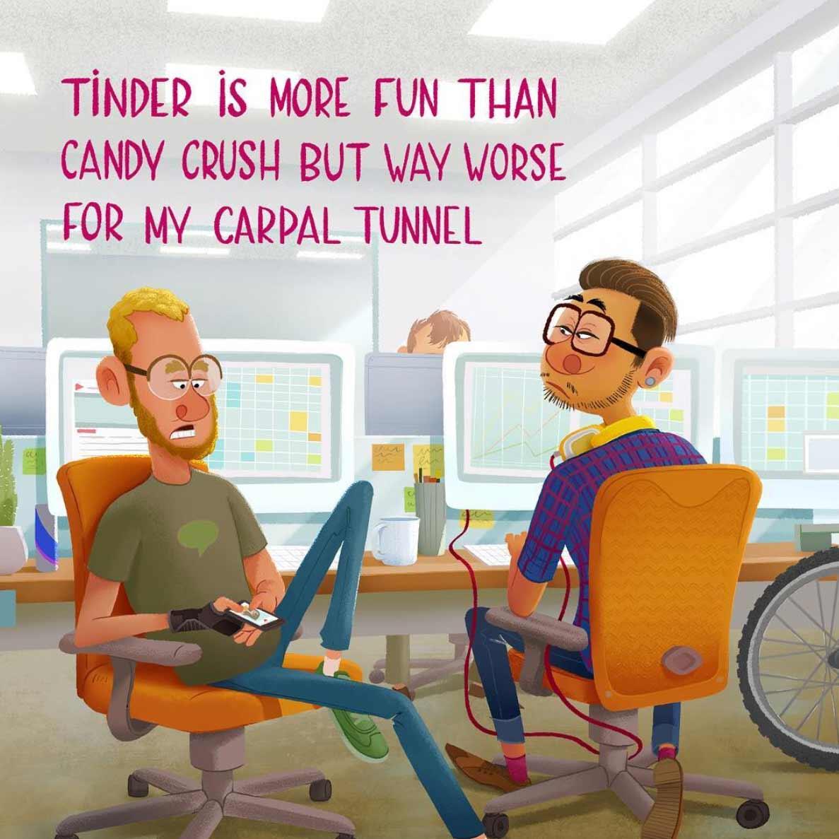 Avner Geller illustriert Gesprächsfetzen-Kuriositäten Avner-Geller_04