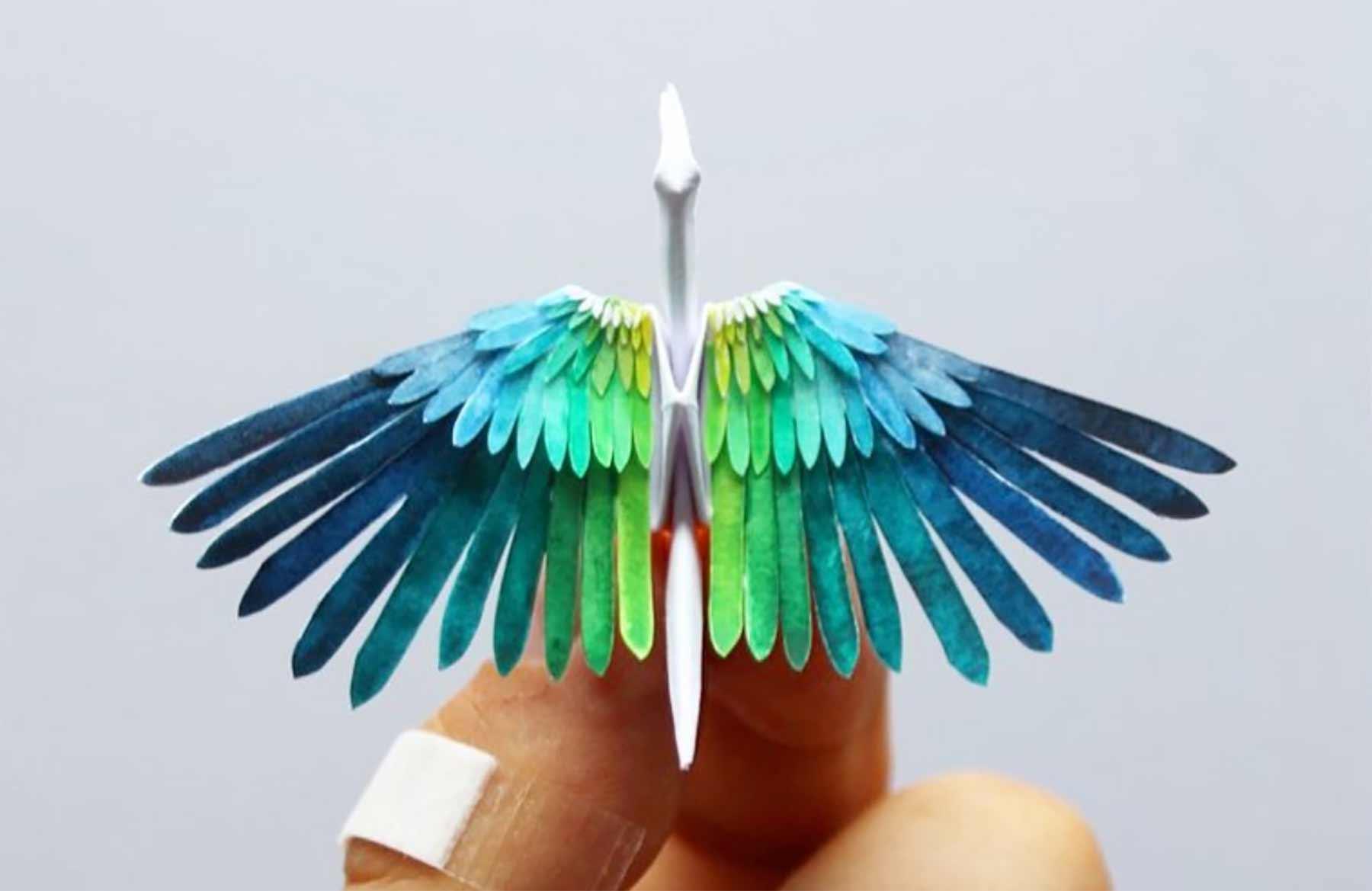1.000 Origami-Kraniche