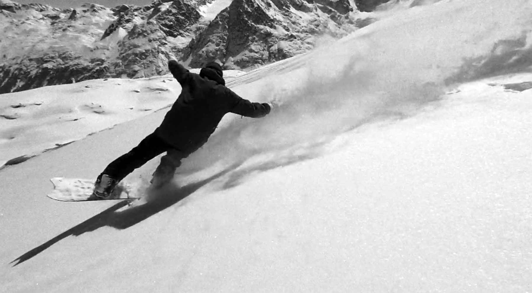 Cooler Snowboard-Edit: Carve Oddity