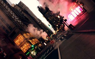 New York in Schieflage