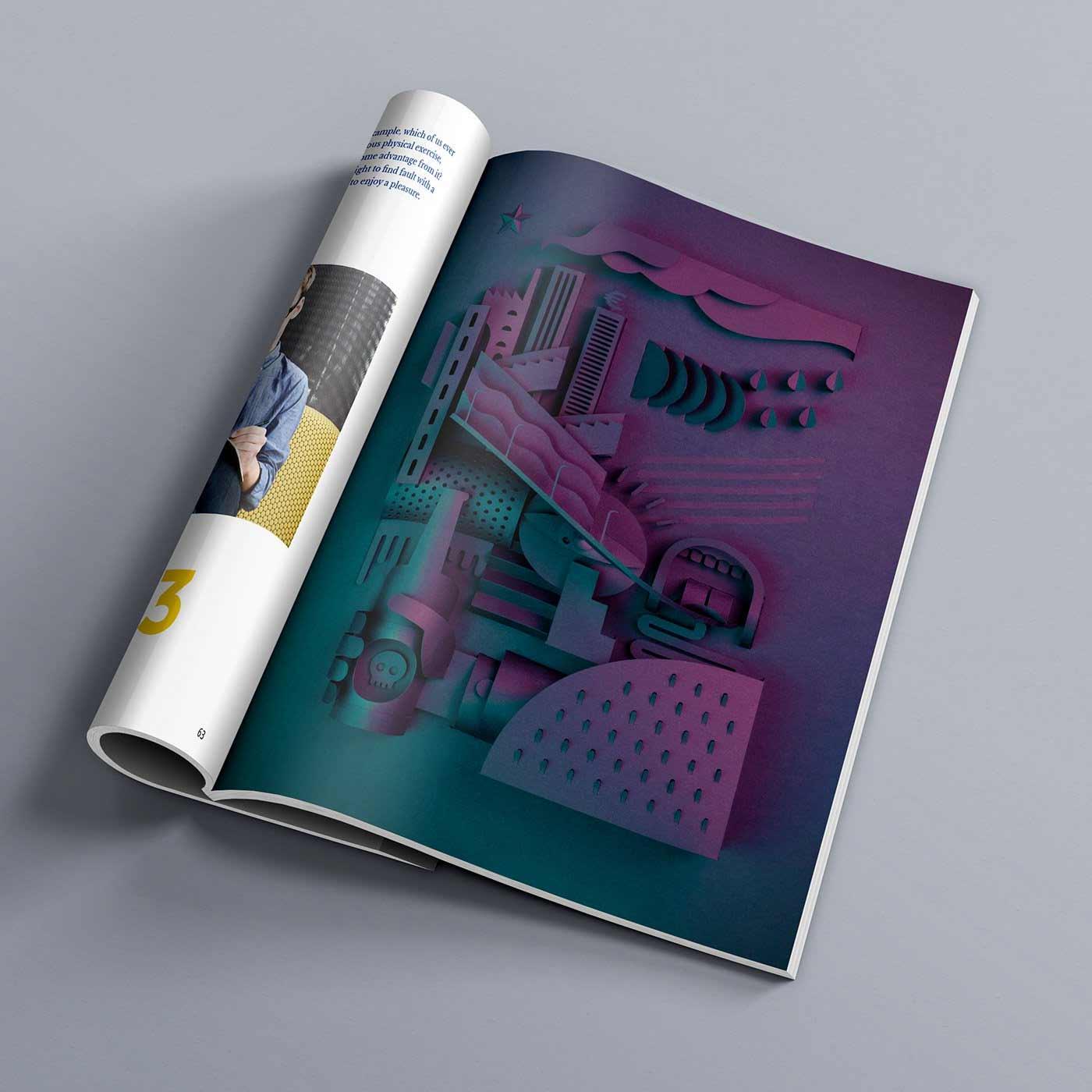 Papierkunst von Thibaut van Boxtel Papierkunst-Vebe-Thibaut-van-Boxtel_04