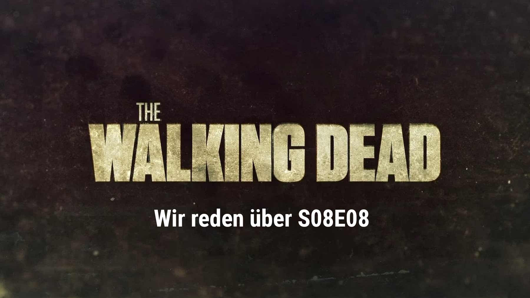 "Podcast zum Midseason-Finale von ""The Walking Dead"""