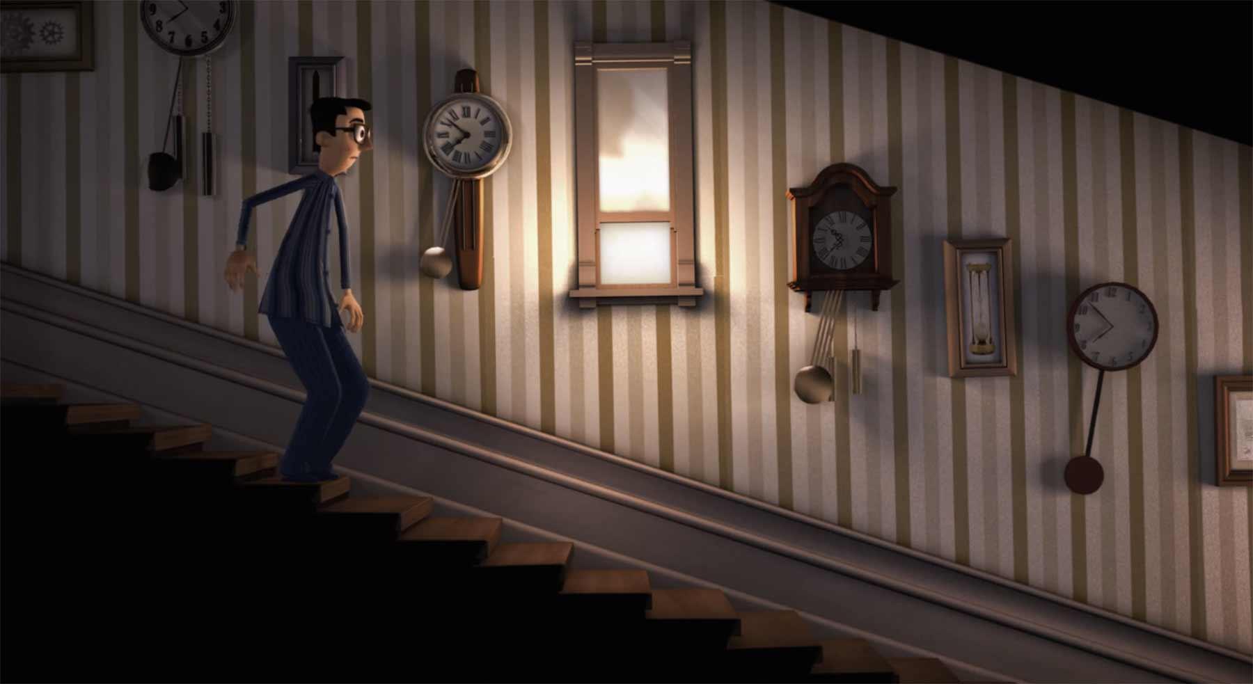 Der erbitterte Kampf gegen die Zeit animated-short-destiny