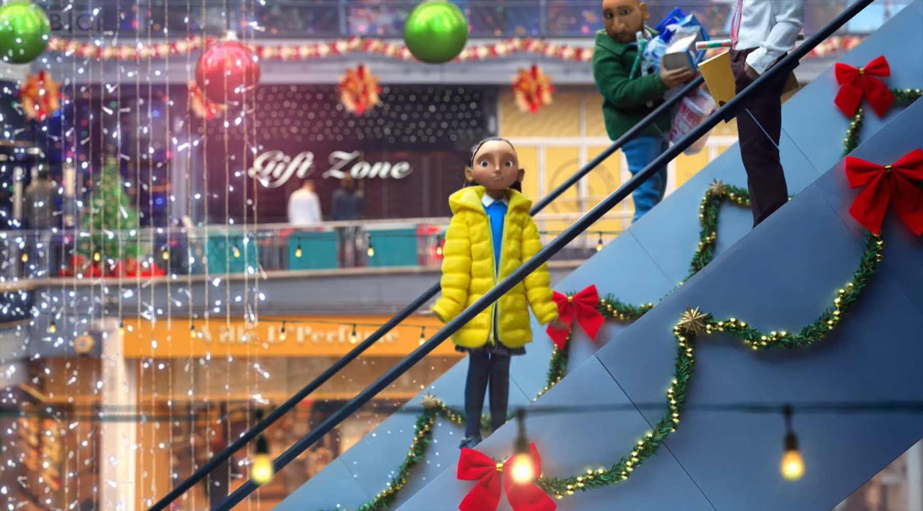 BBC One feiert Weihnachten als Fest der Familie